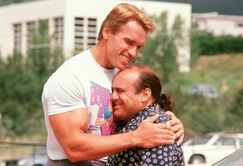 Arnold & his Danny too