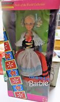 1994 German Barbie Dolls of The World Collection