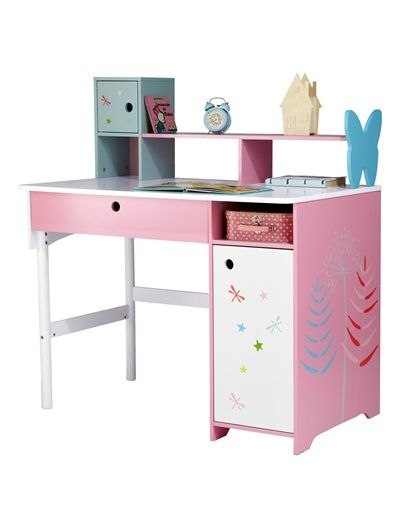 vertbaudet bureau fille le coin des enfants pinterest bureau fille bureau et rangement. Black Bedroom Furniture Sets. Home Design Ideas