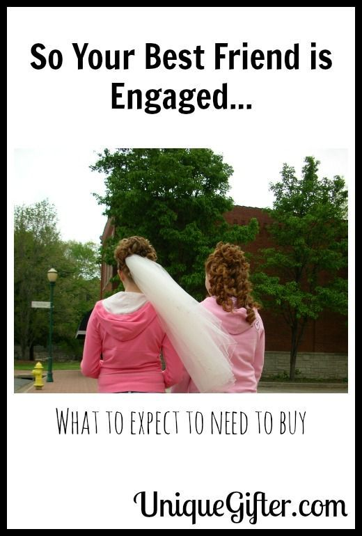 25 Best Ideas About Best Friend Wedding Gifts On Pinterest