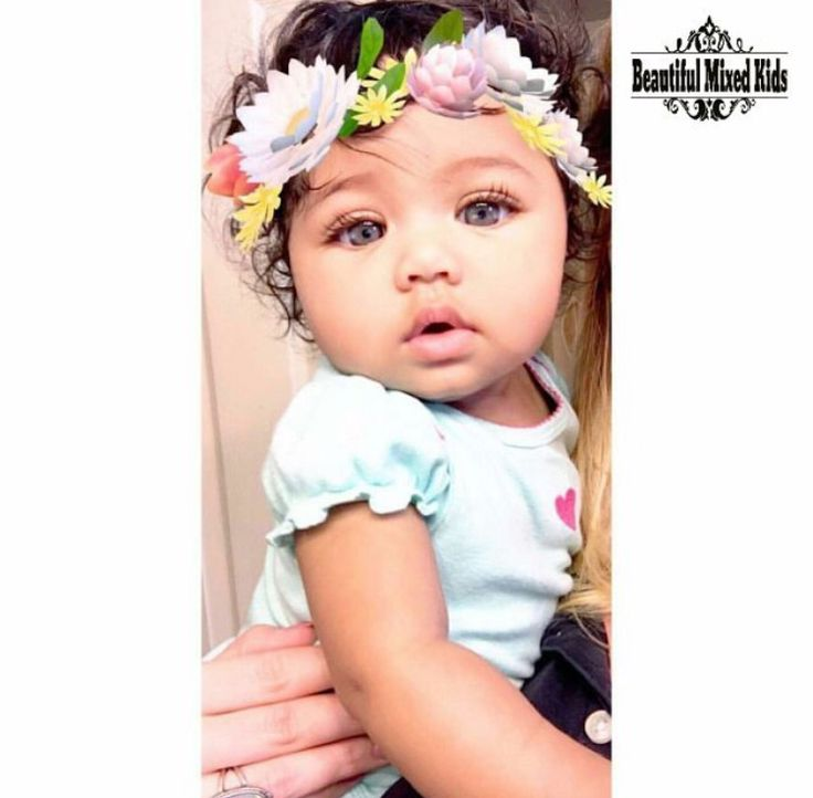 1000 Ideas About Beautiful Mixed Babies On Pinterest