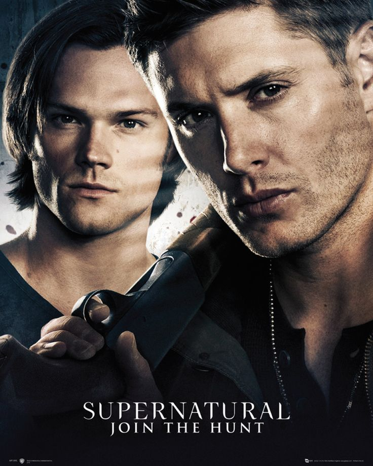 Supernatural - Brothers - Official Mini Poster. Official Merchandise. FREE…