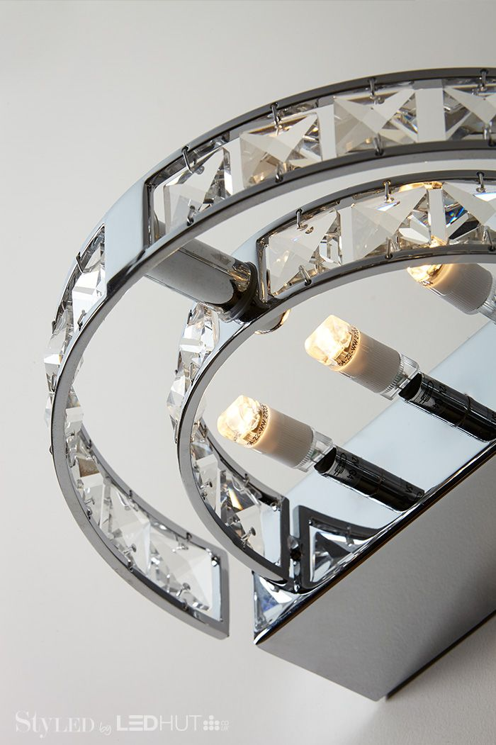 Replace tricky, hard-to-switch halogen bulbs with LEDs – available in warm or cool white tones #StyLEDlighting