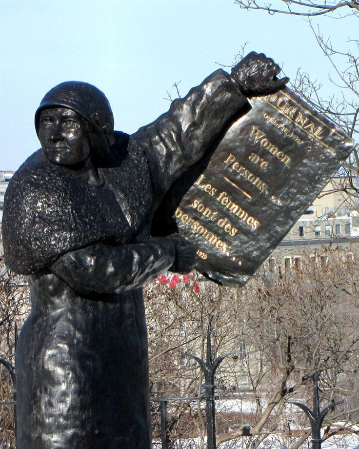 Canada's History - Nellie McClung
