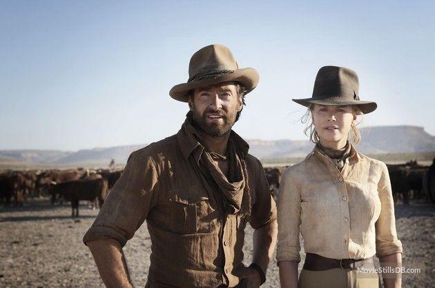 Australia - Publicity still of Hugh Jackman & Nicole Kidman