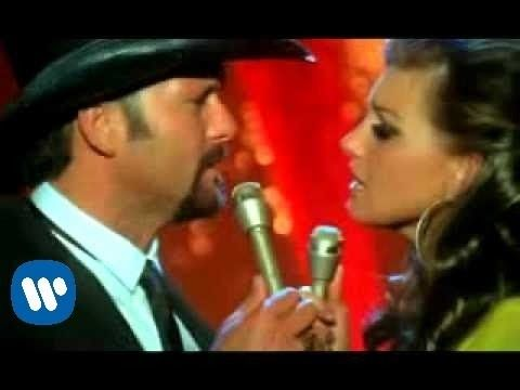 Faith Hill - Like We Never Loved At All ft. Tim McGraw (Official Video) - YouTube