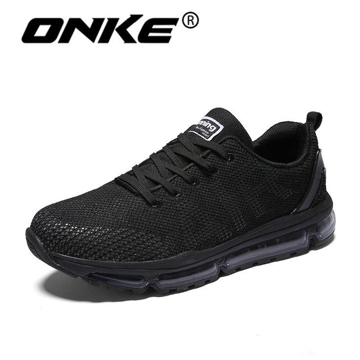 Onke Reflective Sneakers for Men Music Rhythm Women Running Shoes  Breathable Sports Man Sneaker Wear Resistance