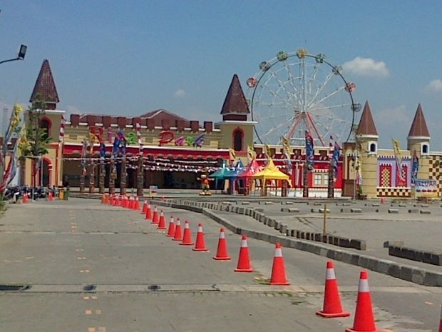 Tempat Wisata Rita Park Tegal