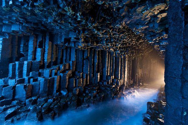 フィンガルの洞窟(Fingal's Cave)