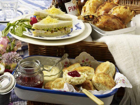 Cornish Pasty Rezept