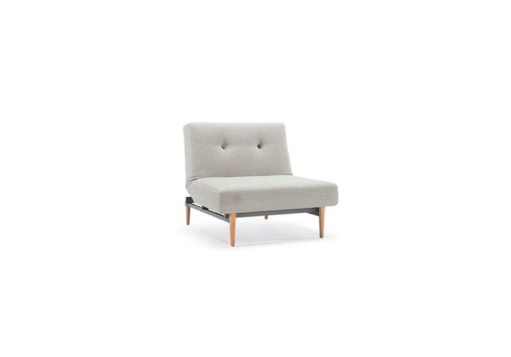 Fiftynine chair. A modern design with multi color buttons intended for your living room.