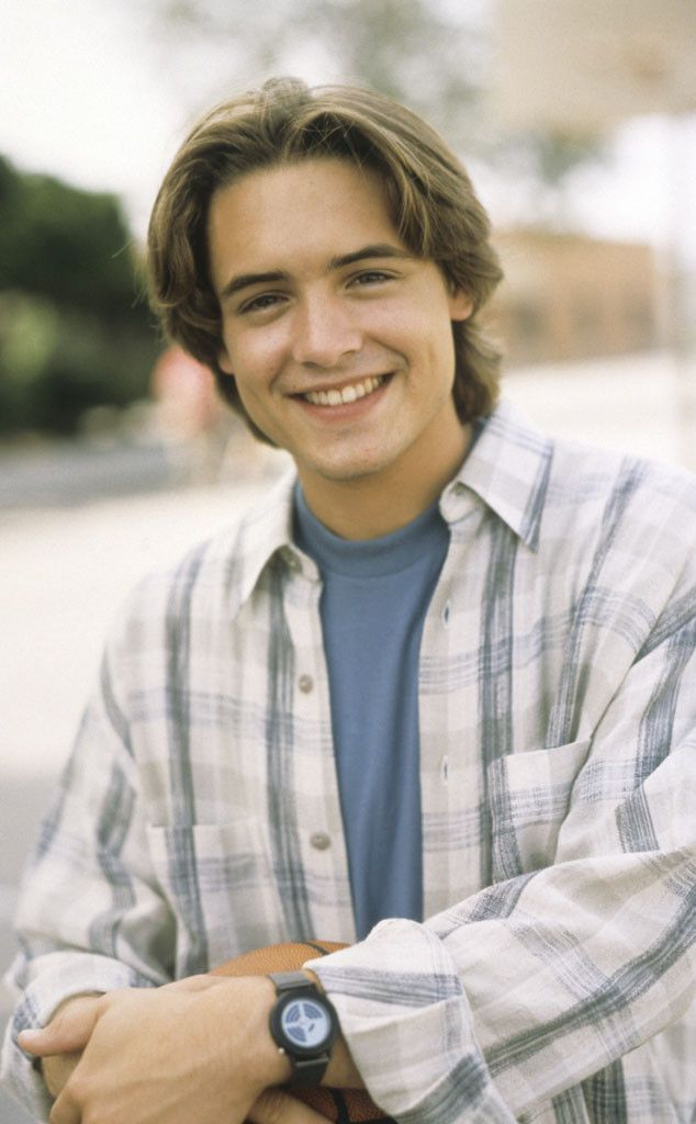 Will Friedle from Celeb Crushes We'll Never Get Over  As big bro Eric Matthews on Boy Meets World, Will Friedle may have been a slacker, goofy type... but that cute smileeeeee.