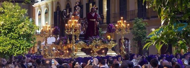 Martes Santo: La Sentencia a su paso por la Alameda