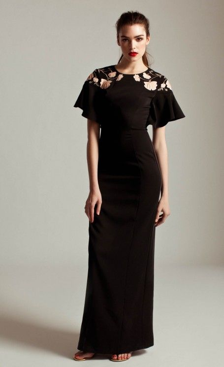Long Poppy Dress++Alice By Temperley