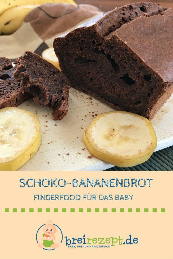 Bananenbrot ohne Zucker   – Breifreie Rezepte (BLW)