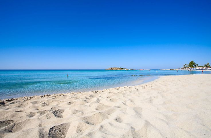 Nissi Bay, #Cyprus.