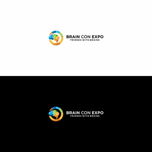 State-of-the-art logo for state-of-the-art nonprofit! Help revolutionize Brain Con Expo  Design by ° Virgo °