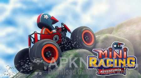 Mini Racing Adventures With MOD APK 1.7.4