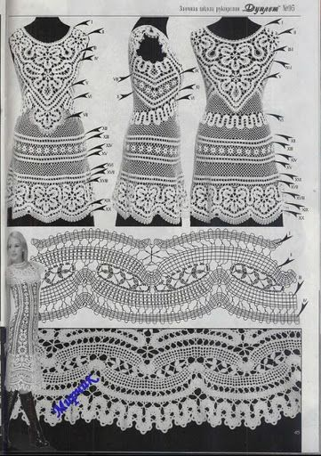Bruges Lace Dress