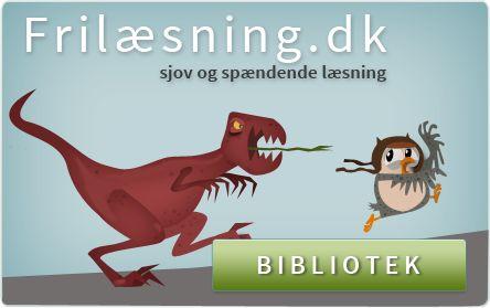 I portalen Frilæsning.dk findes fag- og skønlitteratur, opgaver, kurser og aktiviteter til brug i læseundervisningen i 0.-6. kl. (abonnement)