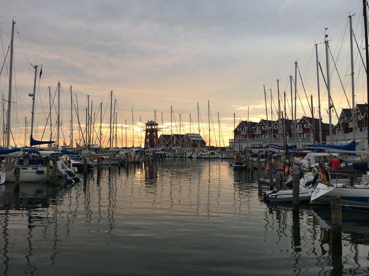 Bagenkop/DK Abendstimmung