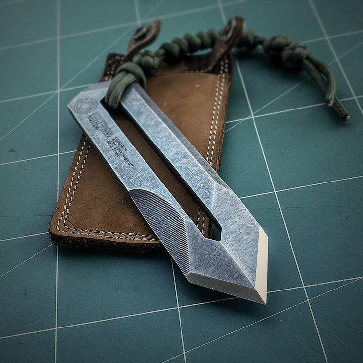 Kiridashi knives design