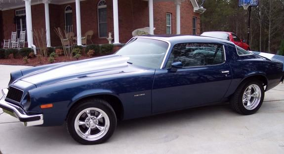 Another Shot Of A 1975 Camaro That Looks Like Mine Http