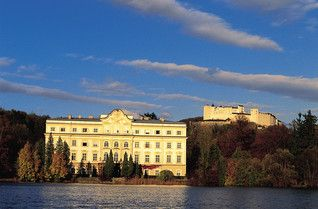 Leopoldskron Palace Sound of Music