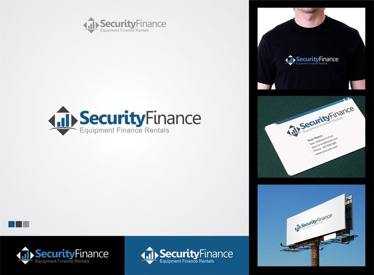 Security Finance needs a new logo by noven