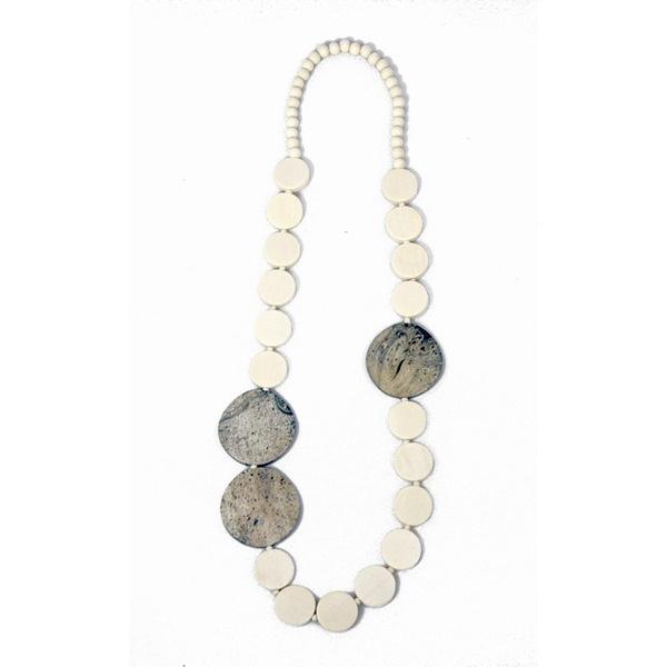 Vivid Jewellery - Saraya Necklace White