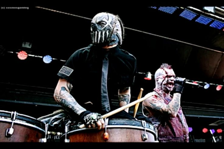 Image result for mushroomhead lil dan mask