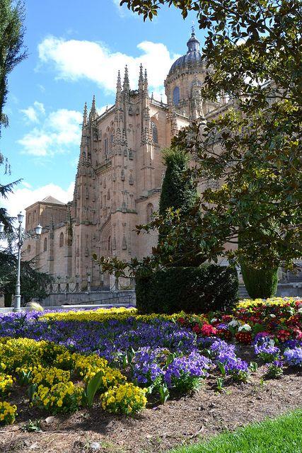 Catedral de Salamanca, Spain