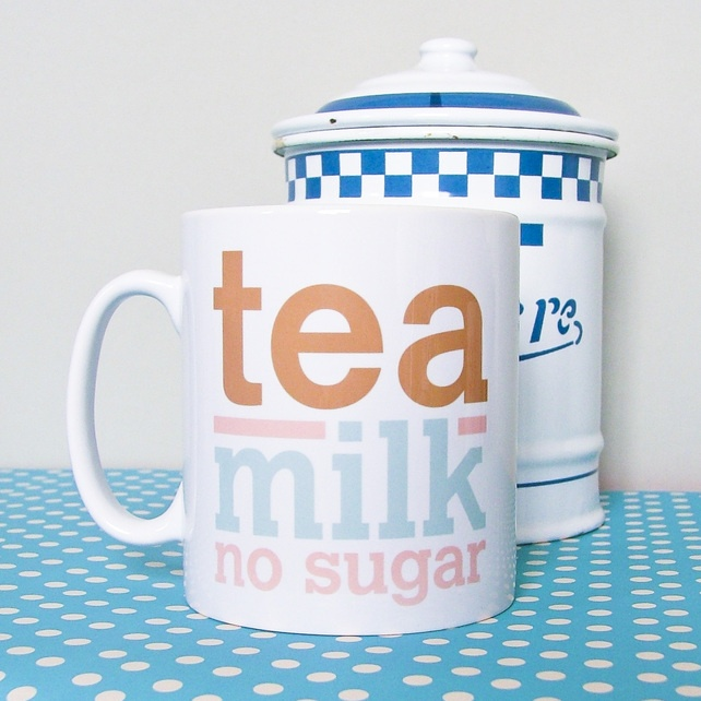 Brew? Tea Milk No Sugar £9.50
