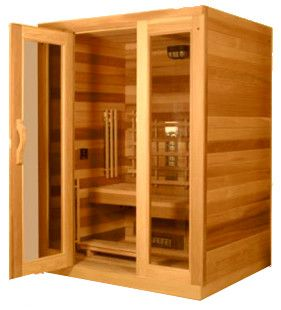Infracore Infra-red Saunas - Fantastic For Fibromialgia Sufferers.