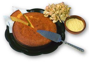 Recette dessert créole : Gâteau maïs