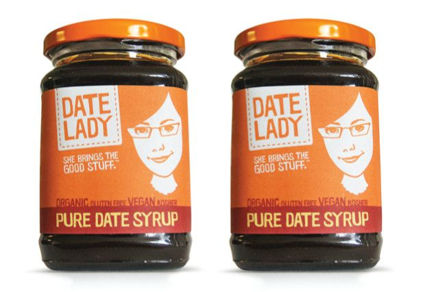 Date Lady Syrup 2-Pack. Date Lady Pure Date Syrup is the perfect substitution for sugar in baking and cooking. Made with just one ingredient-dates!