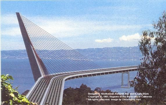 Cable-Stayed Bridge | An Innovative Curved Cable-Stayed Bridge