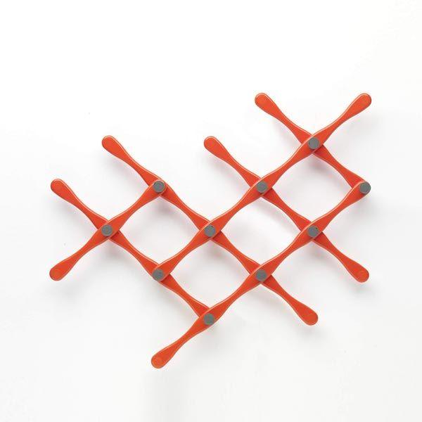 Appendiabiti Tattakki da Sintesi | #design #organizzazione #domestica #arredamento #casa |