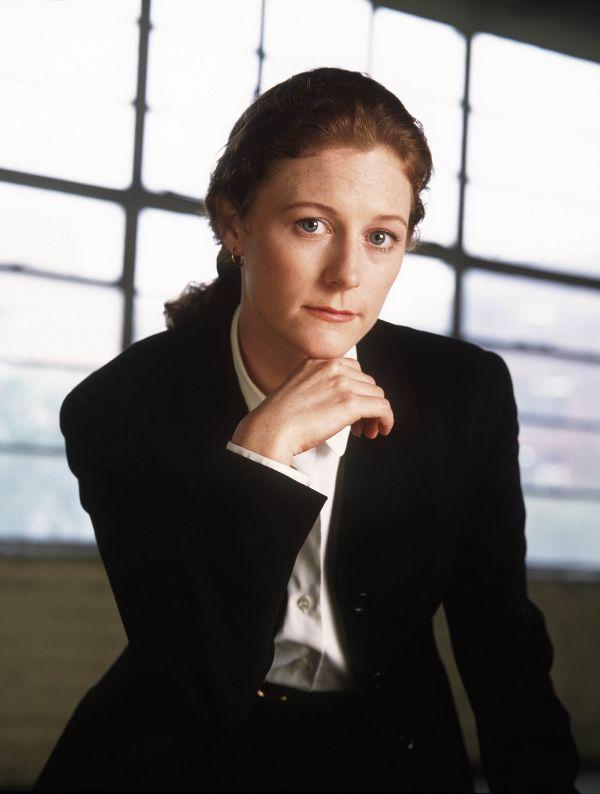 Aisling Grace [Geraldine Somerville]