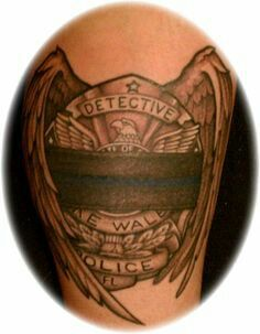 Eow tattoo tattoo pinterest tattoo and tattoo art for Law enforcement memorial tattoo