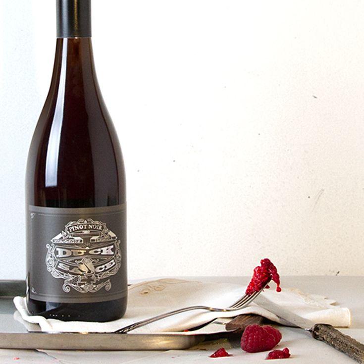 Duck Sauce Pinot Noir 2011 #ducksauce #pinotnoir #wine #photography #vinomofo