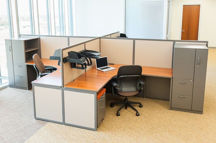 Let Interior Concepts custom design your office cubicles to fit your office space needs. Speak to a design expert today 800-678-5550.