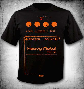 Rotten Sound, HM-2 t-shirt