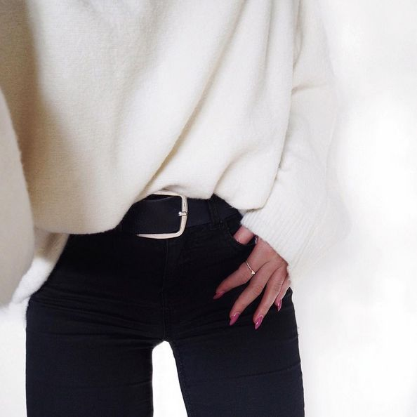 @Beth__Norton and her basic Steffi jeans from Miss Selfridge