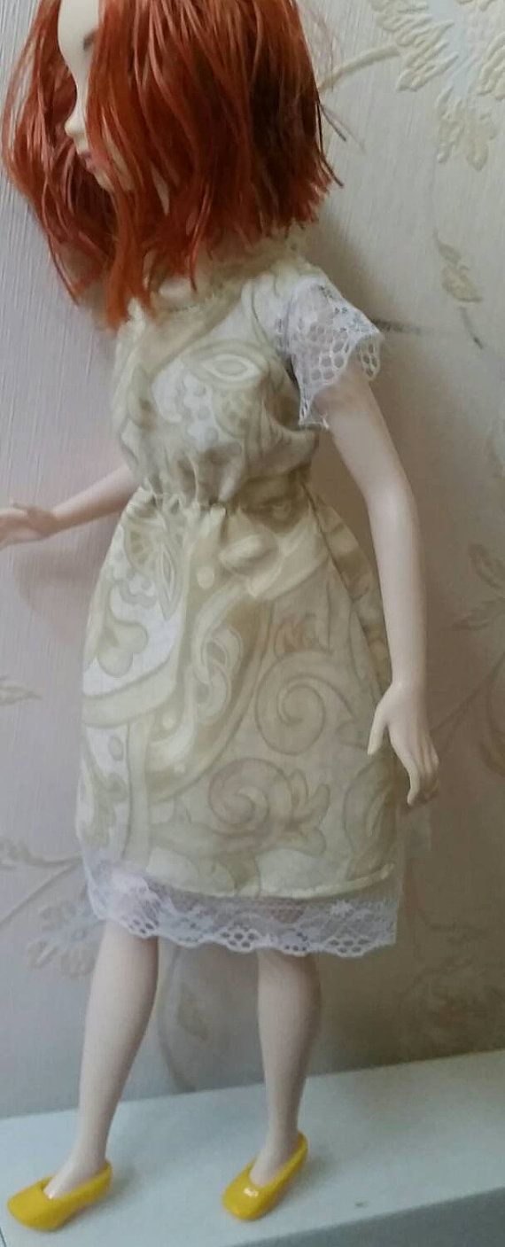Check out this item in my Etsy shop https://www.etsy.com/au/listing/263500612/handmade-vintage-inspired-barbie-dress