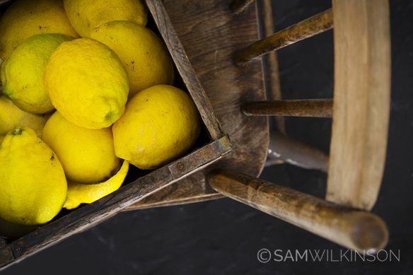 Food Photography Lemons