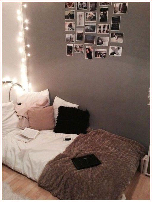 Bedroom Aesthetic Dark Red Pink And Grey Room Pink Bedroom Walls Cute Bedroom Ideas Get gray aesthetic room decoration