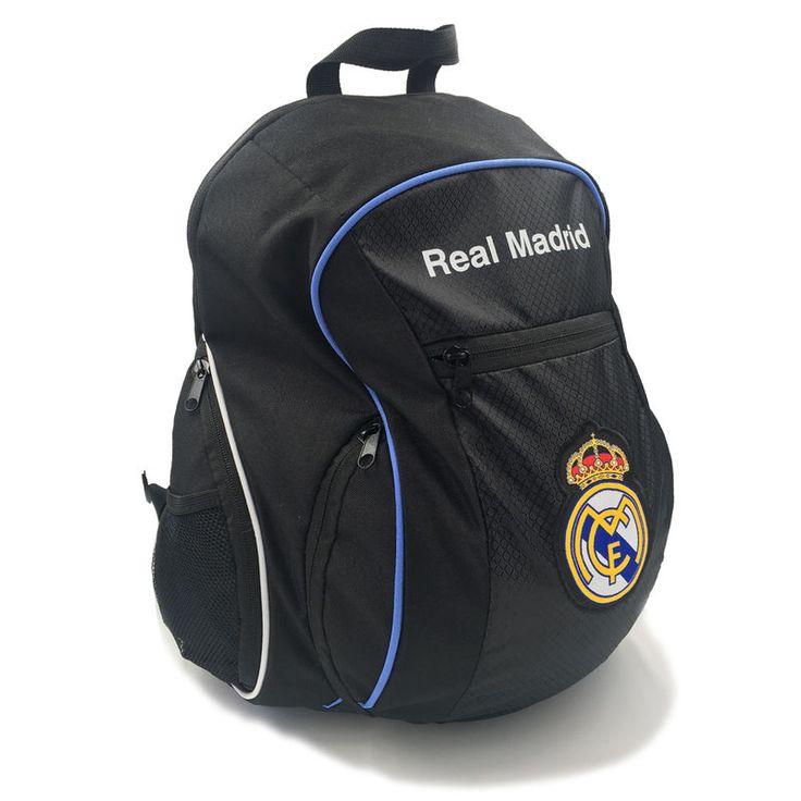 Real Madrid Team Backpack - Black