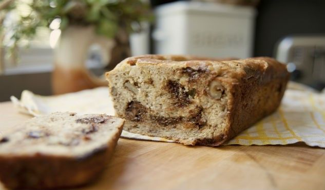 Food For Thought With Claire Thomas Gluten Free Banana Bread