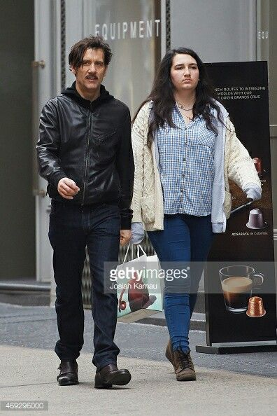 Shopping soho nyc april 10 2015 clive owen and Hannah ...